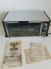 GE General Electric Toast N Broil Continous Clean Toast R Oven Toaster A5T50