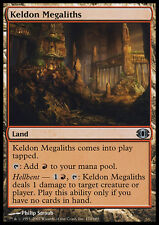 MTG 2x KELDON MEGALITHS - MEGALITI DI KELD - FUT MAGIC