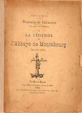 Albert Le Nordez la légende de l'Abbaye de Montebourg Manche