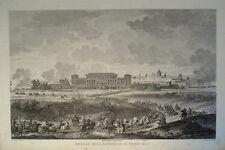 c1820 Mantua Mantova Favorita Napoleon Italy Italien-Feldzug Napoleonica Kupfer