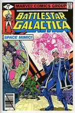 BATTLESTAR GALACTICA #9 - TV - High Grade!