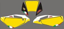 Adesivi Tabelle Husqvarna 310  2011 - crystal/adesivi/adhesives/stickers/decal
