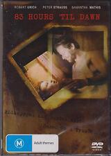 83 HOURS 'TIL DAWN - Peter Strauss, Robert Urich, Paul Winfield  - DVD