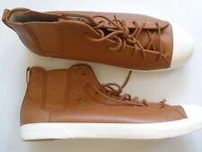 POLO RALPH LAUREN HI LEATHER sneakers US12 EUR 45 NEW