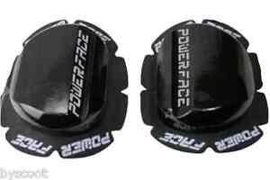 Slider moto en bois FRANCE EQUIPEMENT couleur noir circuit piste course gp moto2
