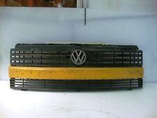Grill Kühlergrill Gelb verschmutzt kratzer 701853653E VW T4 BUS Modell 1991-2003
