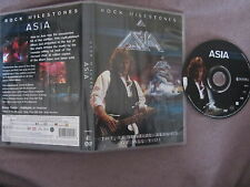 Rock Milestones Asia the essential albums of all time, DVD VOSTF, Doc/Rock