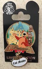 Disney Cast Exclusive Epcot Canada 35th Anniversary Pin LE750 Humphrey Bear