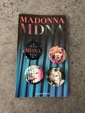Madonna MDNA Tour Badges Pins - Rebel Heart Erotica Dita True Blue