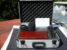 Miktek Cv3 Large Diaphragm Condenser Microphone with case etc.