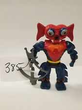 Motu Mantenna Complete Vintage Masters Of The Universe