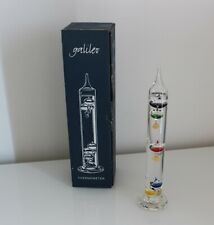 Galileo Thermometer 28 cm, Made in Germany