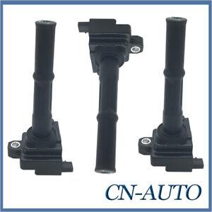 3Pcs Ignition Coils For Toyota Hilux 4Runner Land Cruiser Prado 5VZ-FE 3.4L V6