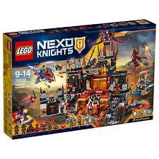 LEGO 70323 Nexo Knights Jestros Vulkanfestung Neu und Ovp