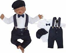 5tlgBaby Taufanzug Festanzug Babyanzug Hochzeit Festlich 56 62 68 74 80 86 92 98