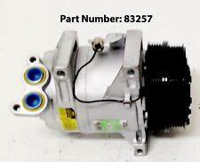 Volvo 04-08 C70; 05-08 S40; 05-07 V50; 99-00 V70  Reman. A/C Compressor W/Wrty.