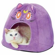 Sailor Moon Luna Pet House Dog Cat Bed Dome House Kawaii New F/S w.Tracking