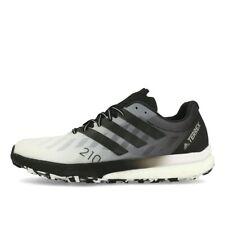 adidas Terrex Speed Ultra W Damen White Black Solar Yellow Laufschuhe Trailschuh