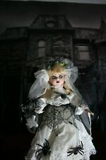 GOTHIC BRIDE DOLL SPOOKY OOAK HORROR HALLOWEEN 15 INCHES TALL