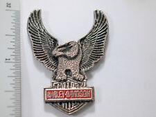 Harley Davidson Motorcycle Shield Emblem , Vintage