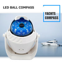 Big K LED ball compass Boat compass Marine Compass Compass Compass Navigatio L32