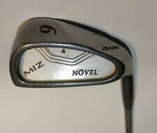 Mizuno MIZ Novel Oversize 6 Iron   Graphite L-flex LRH