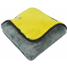 6 X 800GSM Premium Plush Microfiber Towel Professional Car Wash Drying Cleaning