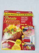 New Potato Express Microwave Cooker Reusable