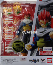 S.H. Figuarts Dragonball Xenoverse Time Patroller Figure USA FREE SHIPPING!!