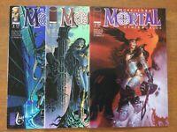 More Than Mortal: Otherworlds #2,3,4 (Image Comics 1999) Liar