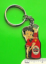 BETTY BOOP's lil' hottie; hot sauce - keychain  key chain GIFT BOXED