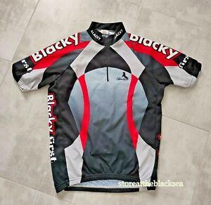 BLACKY CYCLING SHIRT JERSEY TRIKOT MAGLIA CAMISETA MEN S