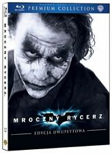 BATMAN: MROCZNY RYCERZ (THE DARK KNIGHT) - 2 BLU-RAY