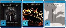 GAME DE THRONES Relais SAISON Série TV 1 2 3 Collection 15 BLU-RAY PAQUET Neuf