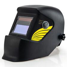 Máscara de Soldar Automática DIN.9-13 - Negro Cromado