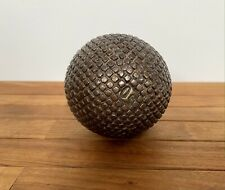 Antique Bocce Ball, Cast Iron