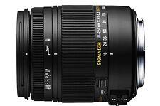 Sigma 18-250 mm DC Makro HSM Objektiv für Sony A Mount B-Ware Fachhändler