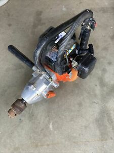 Tanaka TED 262R Pro Force Gas Power Drill Tested Runs Great with REVERSE