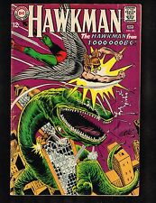 Hawkman #23 ~ (4.0) The Hawkman from 1,000,000 BC ~ 1968 WH