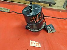 Triumph Spitfire 1500, Spitfire MK IV, Charcoal Canister & Mounting Bracket, !!