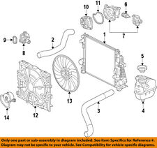 GM OEM-Engine Water Pump 12663910