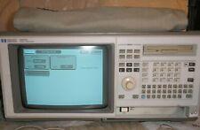 HP 1663C 100-MHz STATE/500-MHz TIMING LOGIC ANALYZER
