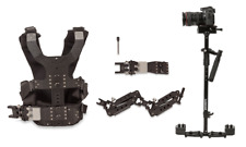 Flowcam DGS Camera Stabilizer with Camgear Dual Arm Vest for Cameras upto 12 lbs