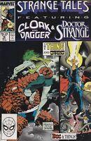 Strange Tales #19 | Cloak & Dagger and Doctor Strange | October 1988 | Marvel
