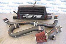 2003 Mitsubishi Lancer Evolution 8 Ets Front Mount Intercooler Kit Bent Outlet