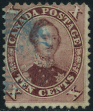 Brit. Kolonie 1859 Freimarke, MiNr 13, gestempelt used