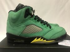 huge selection of dcb50 8143a Jordan Retro 5 Oregon Duck 2013 Promo Sample Size 9