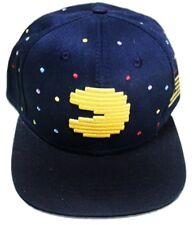 Pacman Logo Snapback Baseball CAP/ HAT