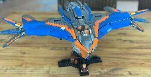 LEGO MOC - Custom USC Milano - Guardians of the Galaxy (No 76081) - Eigenbau -