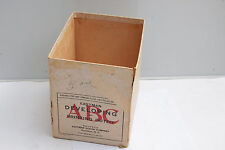 "Kodak Empty ABC 4x5"" Developing Printing Outfit - VINTAGE EMPTY BOX BASE S3"